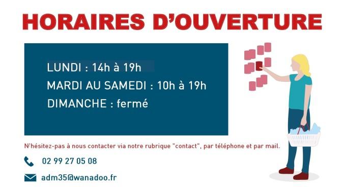 Photo horaires + coordonnées boutique Artisans du Monde Rennes.jpg