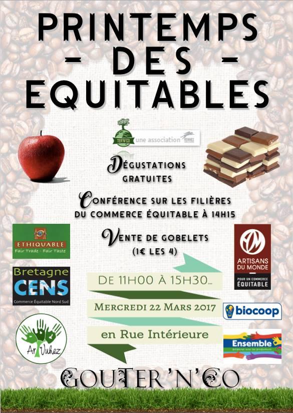 Printemps des Equitables 2017