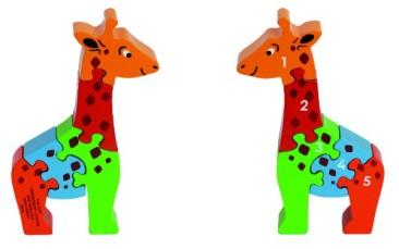 puzzle-chiffres-girafe