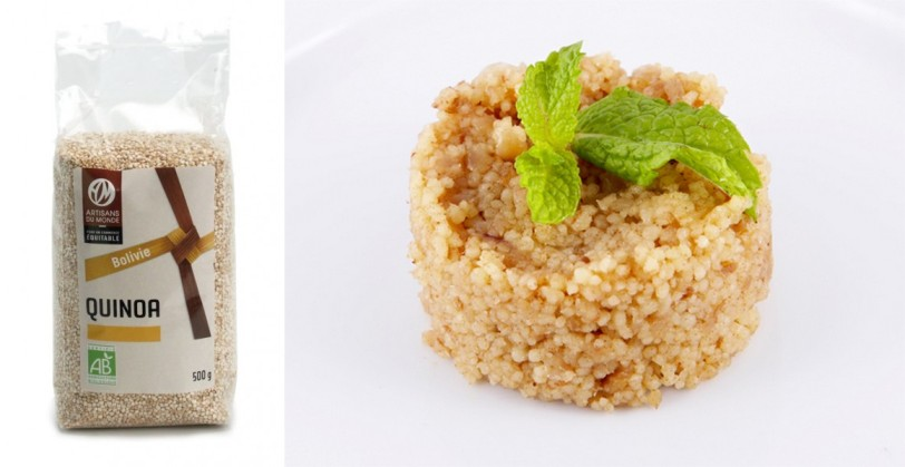 Quinoa Artisans du Monde Rennes - Copie