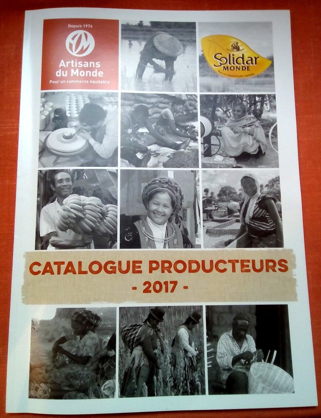 Catalogue producteurs 2017