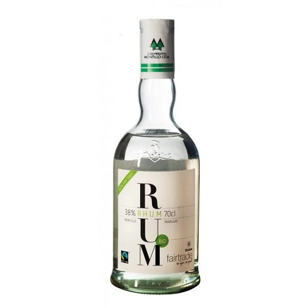 Rhum bio du Paraguay