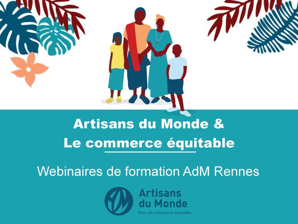 Formation - Artisans du Monde Rennes - Commerce Equitable