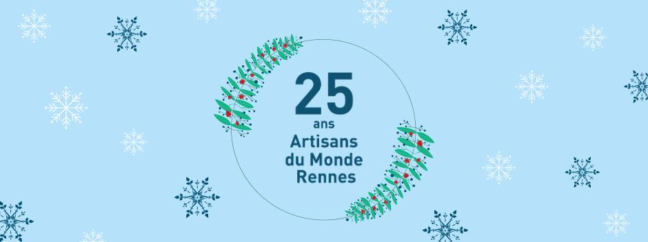 Anniversaire - Artisans du Monde Rennes